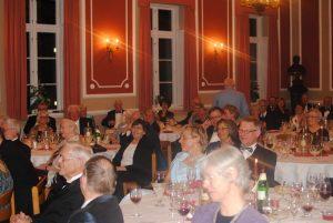 Fra Borgerforeningens 175 års jubilæumsfest i 2010